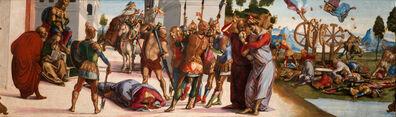 Luca Signorelli, 'The Martyrdom of Saint Catherine of Alexandria', ca. 1490