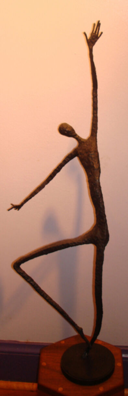 Jack Popham, 'The Dancer (On Pointe)'