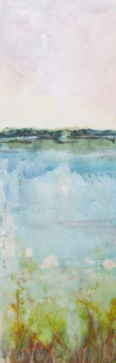 Monica Angle, 'Wateredge I', 2014