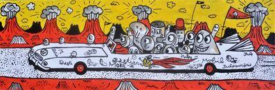 M.S. BASTIAN & ISABELLE L., 'Bastian Pulp Mobil', 2008-2010
