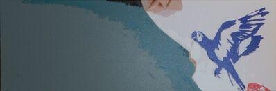 Robert McAn, 'Mountain Blue Bird', 2014
