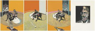 Francis Bacon, 'Miroir de la Tauromachie', 1990