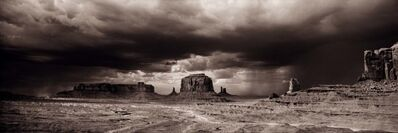 Cody S. Brothers, 'Monument Valley – John Ford Point, Sepia Series', 2018