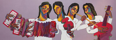 Fadi Daoud, 'Tranquility', 2015
