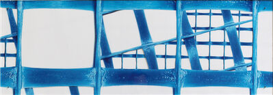 Stef Stagel, 'o.T. (Blau I)', 2017