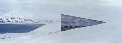 Christian Houge, 'Seed Vault, Arctic Technology series', 2012