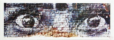 JR, 'Eyes on Bricks (New Delhi, India)', 2011