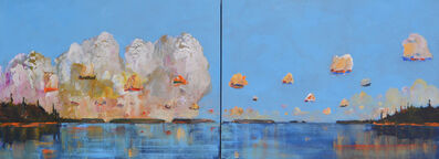 Gregory Hardy, 'Clear Hot day, Cumulus', 2016