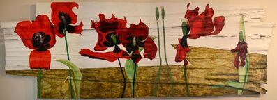 Ulrike Stadler, 'Tulips Dying and Crying III', 2009