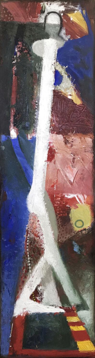 David deVillier, 'The Path of Mujina (faceless woman)'