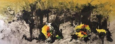 Manuel M. Cabrera, 'Montañas de algodón', unknown