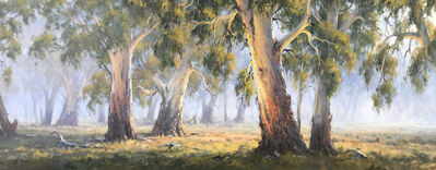 Ted Lewis, 'Light Through the Mist'