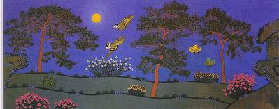 Hee Jung Lee, 'Under moonlight I', 1999