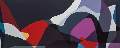 Jennifer Goodman, 'Sweep 2', 2014