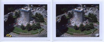 Peter Liversidge, 'Columbus Circle'