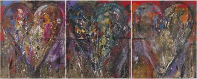 Jim Dine, 'The Chamber of dogs', 2018