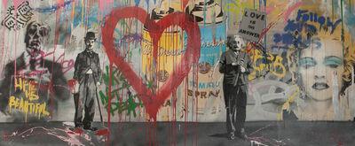 Mr. Brainwash, 'Chaplin and Einstein', 2012