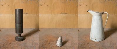 Joel Meyerowitz, 'Morandi's Objects: Triptych Two', 2015