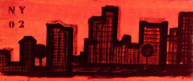 Jose Tannuri, 'Urbânico - Paisagem NY II', 2013