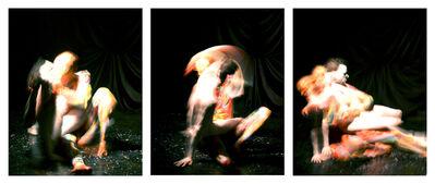 Clive Barker, 'Triptych with Confetti', 2009