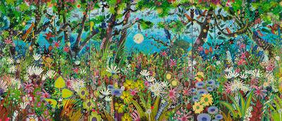 M.S. BASTIAN & ISABELLE L., 'Frühling - Paradis Mystérieux', 2015