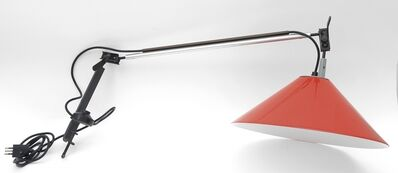 Enzo Mari, 'A table lamp with clamp 'Aggregato' for ARTEMIDE', 1974