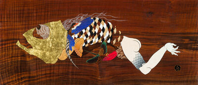 Nagai Megumi, 'Fish I', 2014