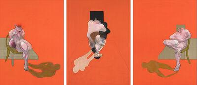 Francis Bacon, 'Triptych 1983', 1983