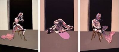 Francis Bacon, 'TRIPTYCH - AUGUST 1972'