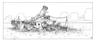 Jared Muralt, 'After The Bon Voyage', 2014