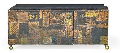 Paul Evans Studio, 'Patchwork cabinet, USA', 1970s