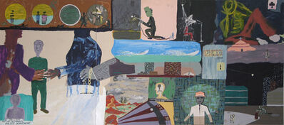 Reginald K Gee, 'Jack of Clubs', 1997