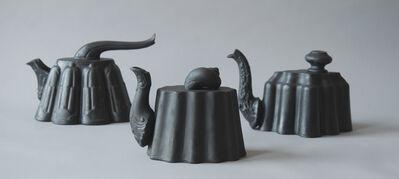 Matt Smith, 'Three Teapots', 2018