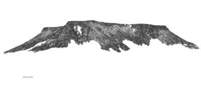 Magnus Sigurdarson, 'Sandfell Misty Mountain Series (1 of 5) ', ca. 2015 -16