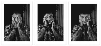 Alastair Thain, 'Robin Williams Triptych', 1989