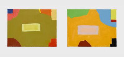 Etel Adnan, 'Untitled', 2014