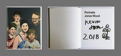 Jonas Wood, 'Portraits  (Original signed drawing)', 2016-2017