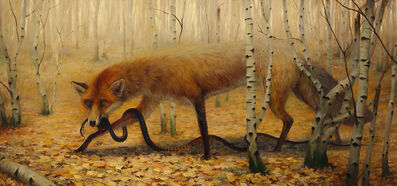 Martin Wittfooth, 'Fall', 2016
