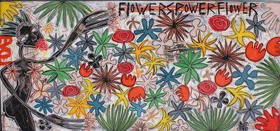Silvia Calmejane, 'Flower Power', 2017