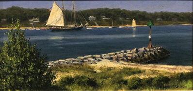Joseph McGurl, 'The Boston Harbor Islands Project, The Outer Harbor: Vineyard Haven', 2018