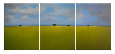 José Basso, 'Casablanca Valley Triptych', 2017