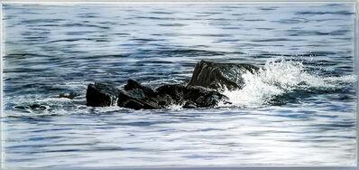 Jess Hurley Scott, 'Breakwater Rocks', 2018