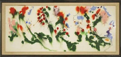 lawrence kupferman, 'Mid Century Abstract Expressionist Mixed Media', Mid-20th Century