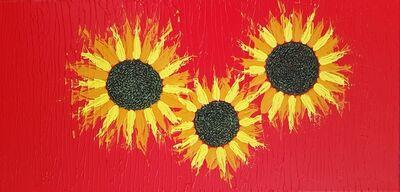 Angelica Bennett, 'Sunflower Burst', 2018