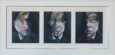 Francis Bacon, 'Self portrait', 1981