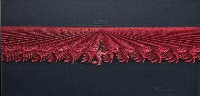 Yu Nancheng, 'Tai Chi Golden Rooster Stands on One Leg 中华太极之金鸡独立'