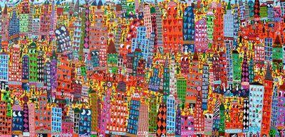 M.S. BASTIAN & ISABELLE L., 'Little Big Jambo-Mogli-City', 2018