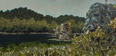 David Ohlerking, 'River Country, Point Pleasant PA USA ', 2017