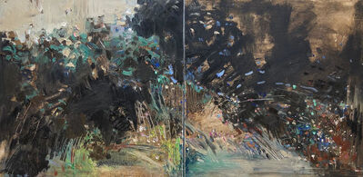 Jenny Vorwaller, 'Meeting Place', 2017