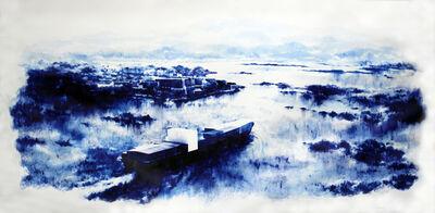 "Gamaliel Rodríguez, 'Figure 1821, ""Lost Port""', 2017"